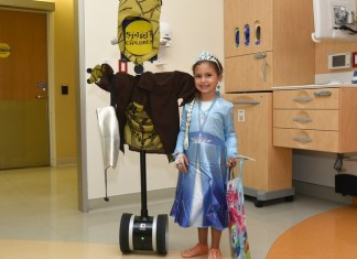 Spirit of Children keeps Halloween tradition going for young patients