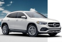 Mercedes-Benz GLA 250 4Matic SUV exudes sex appeal
