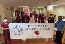 The Palace Nursing & Rehab ranked second best in state by Newsweek