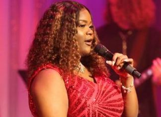 Young Star Aniye Strachan produces virtual live concert for Valentine's Day
