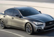 Safety technology makes the Infiniti Q50 S a standout