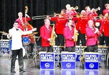 Glenn Miller Orchestra returns for New Year's event