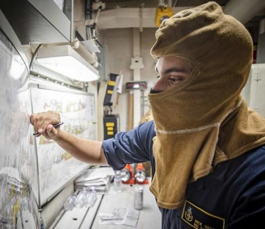 Miamian serving aboard U.S. Navy destroyer