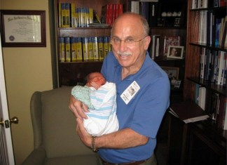 Palmetto Bay resident works to provide haven for newborns
