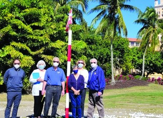 District Rotarians raise $73,000; Gables Rotary celebrates 75 years