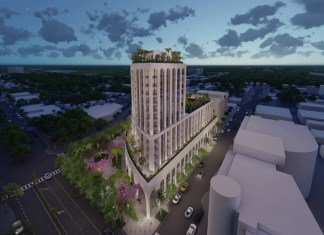 The Allen Morris Company Proposes Ponce Park Residences in Gables