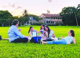 Celebrate Mother's Day at the historic Deering Estate in Miami