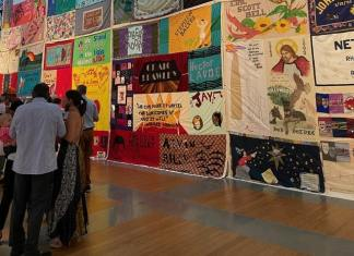 Gables Museum exhibit traces 40 years of living with AIDS