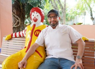 Renowned chef giving back by hosting fundraiser for RMHC of South Florida