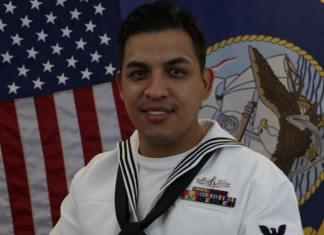 Coral Gables High School grad serving in U.S. Navy