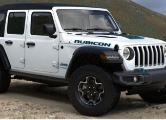 Wrangler Rubicon 4xe has Jeep personality with electric power