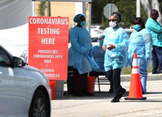 Chi on the forefront of pandemic response