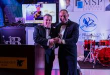 DCMA honors its past and future in outstanding presidential celebration