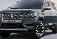 Lincoln Navigator has enough room for luxury and more