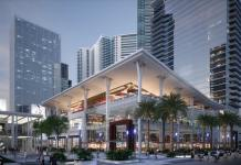 Construction goes vertical at Miami Worldcenter's 'Jewel Box'