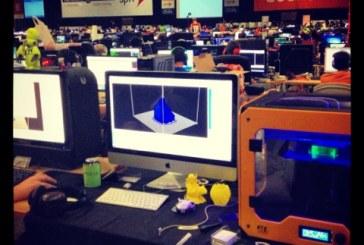 Tweet Resumen del Taller sobre IMPRESORAS 3D