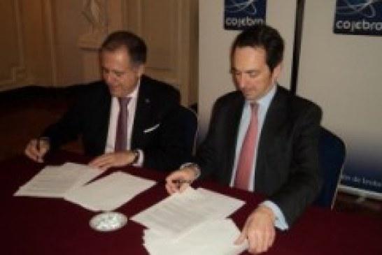 Mutua de Propietarios y COJEBRO firman acuerdo de colaboración