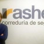 Rafael Zurera, nuevo director de operaciones de la Correduría de seguros RASHER