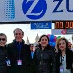 Éxito total de la Zurich Marató de Barcelona