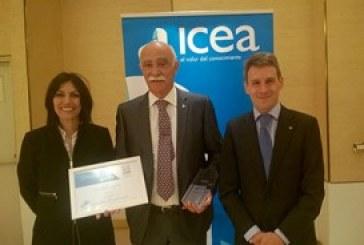 Premio a XXII años de lucha contra el fraude en seguros