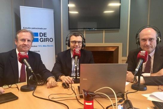 Protagonistas de #InsuranceDistribution en Capital Radio