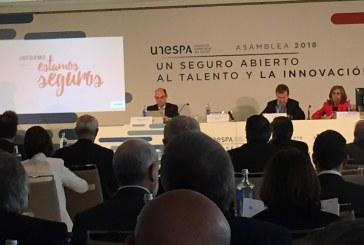 Unespa: Presentación Informe Seguro 2017