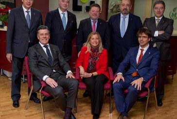 Elena Jiménez de Andrade, revalida su cargo como Presidenta del Consejo General