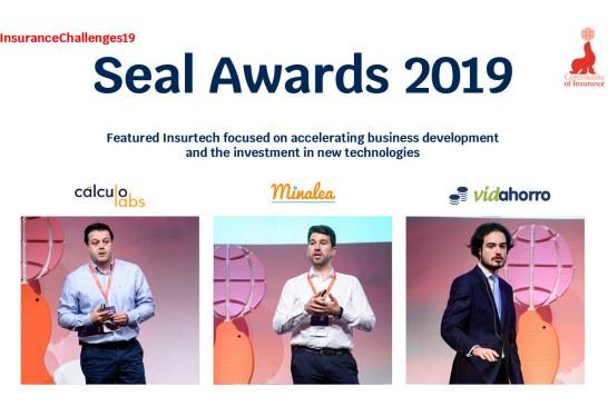 II Edición de los Seal Awards 19 COI a la innovación tecnológica aseguradora