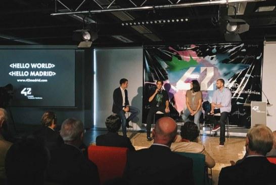 Campus 42, el programa para la formación de perfiles digitales que se instalará en Bizkaia