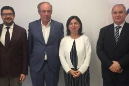 Conferencia de Vicente Cancio en el Col·legi d'Actuaris de Catalunya