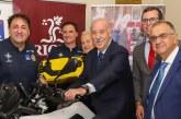 KM Solidarity, fundación patrocinada por DAS Seguros, nombra como socio de honor a Vicente del Bosque