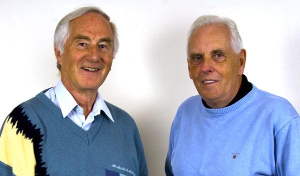 Tom Phelan & Des Murphy