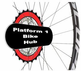 Platform 1 bike hub