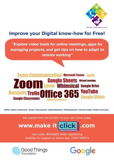Make it click flyer