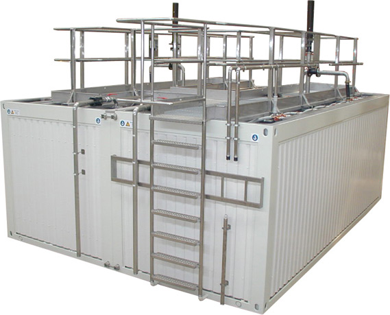 a moving bed biological reactor