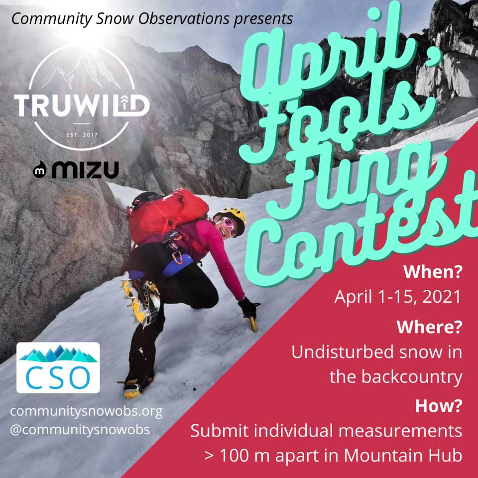 april contest flyer