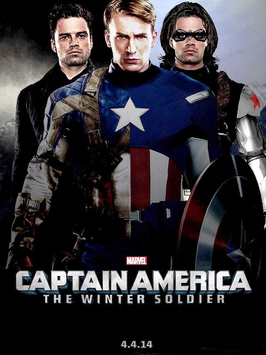 Captain America 2 Le Soldat De L'hiver Streaming : captain, america, soldat, l'hiver, streaming, Review, Captain, America:, Winter, Soldier, Communizine