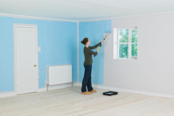 Cmo pintar un dormitorio  Comopintarcom