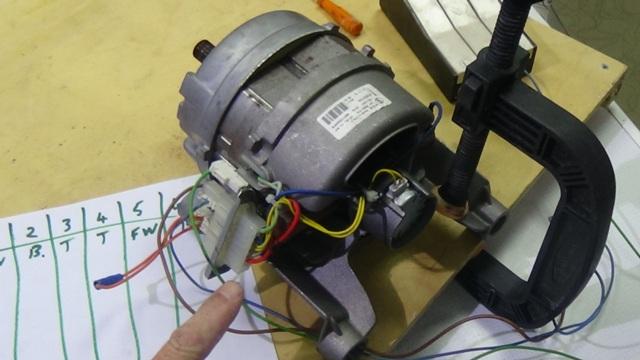 Whirlpool Tachometer Wiring Diagram How To Test A Washing Machine Motor