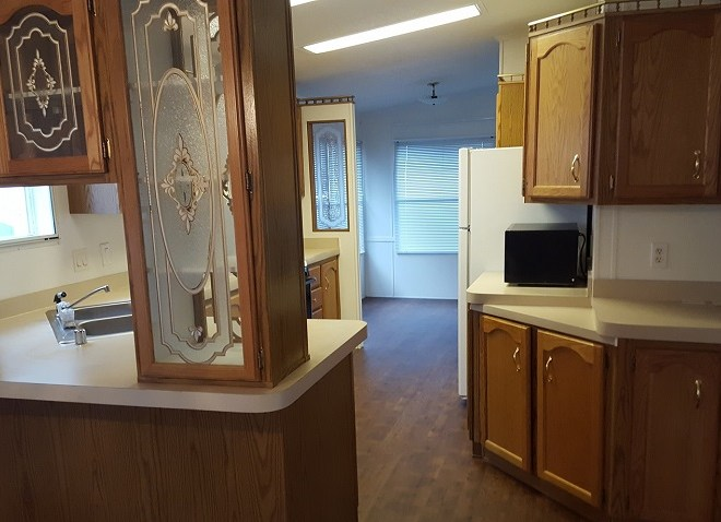 Manufactured home kitchen denver co