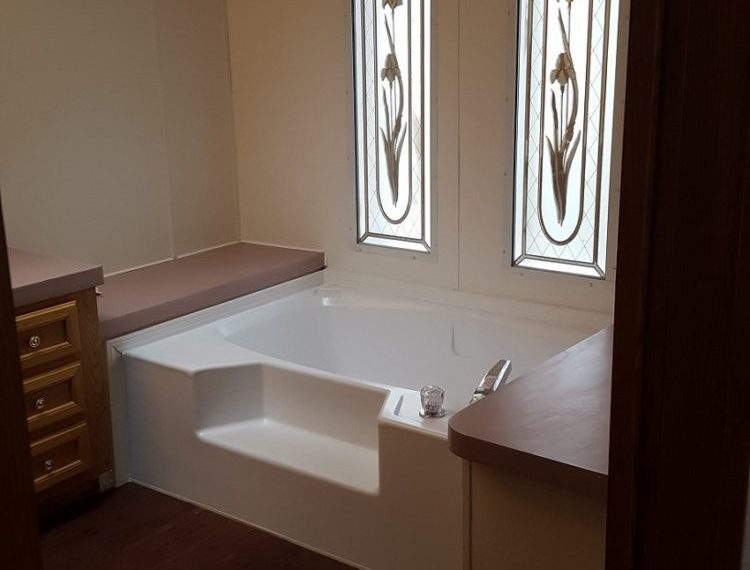 master bathroom golden co