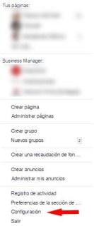 Cambiar nombre facebook
