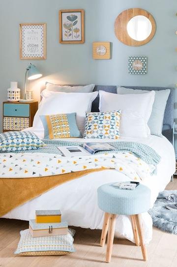 Atrvete con estos colores bonitos para cuartos juveniles