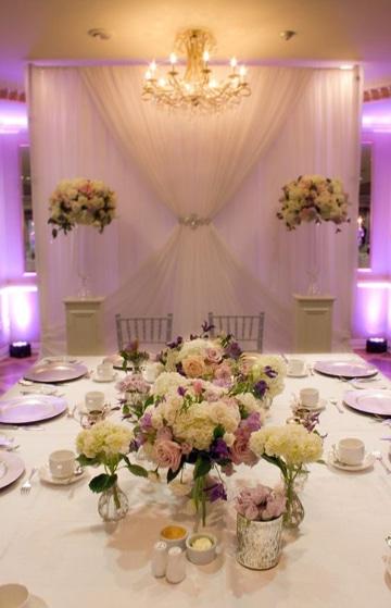 Mira estas ideas para decoracion de boda civil en casa