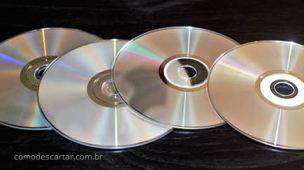 Como descartar CD