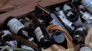 Como descartar garrafas long neck