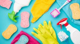 Como descartar poliuretano, esponjas, escovas de banheiro
