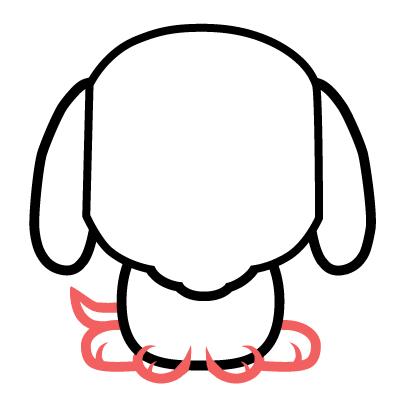 Dibujos De Ninos Como Dibujar Un Perro Facil Para Ninos