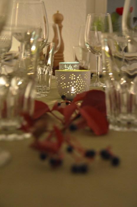 Autumn table-deco