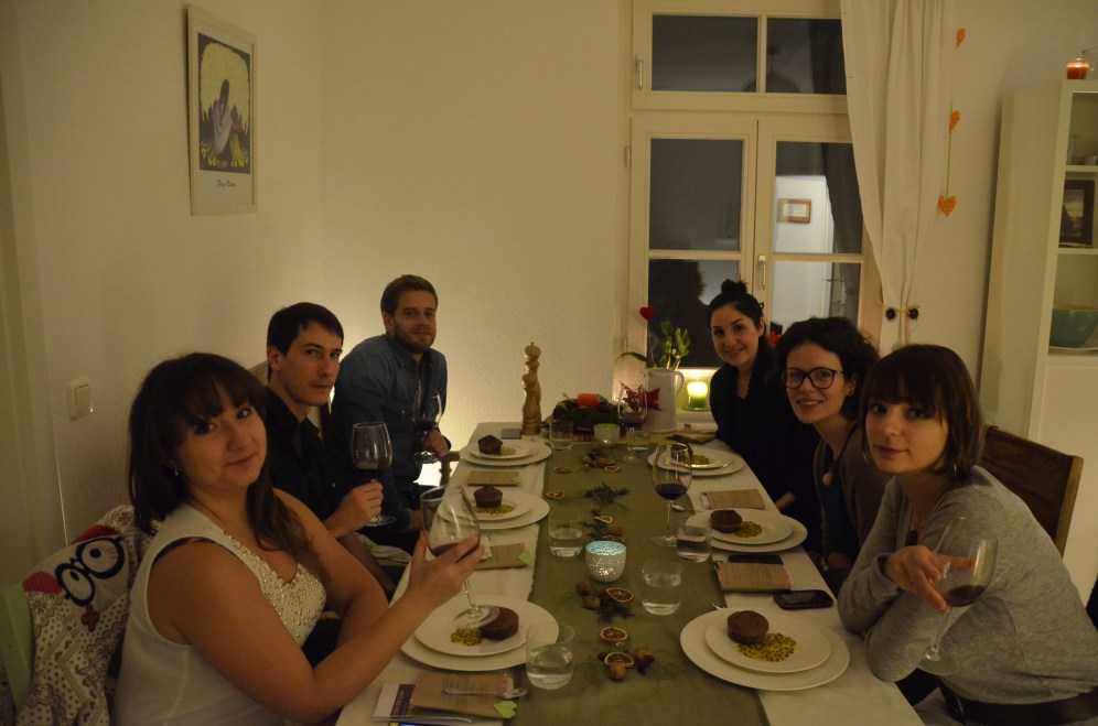 Our lovely guests :)